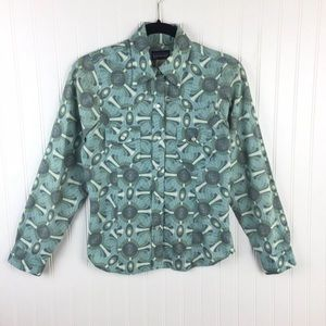 Patagonia Long Sleeve Button Up Size Extra Small
